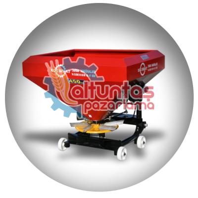 Gübre Serpme Makinesi (450lt)