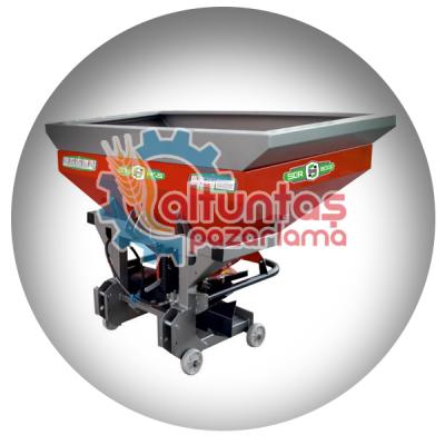 Gübre Serpme Makinesi (600/800 lt²)